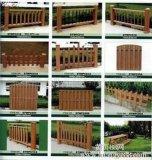 Lignes d'extrusion parallèles à double vis en plastique bois-plastique (WPC)