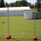 Australisches Temporary Fence für Baustellen
