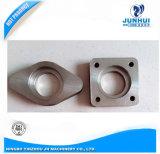 ステンレス鋼の部品を機械で造る顧客用精密CNC