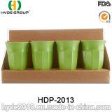 2016 heiße Verkäufe BPA geben Bambusfaser-Cup frei (HDP-2013)