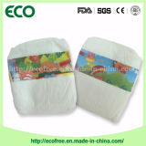 Breathable morbido Baby Diaper Hot Sale Cheap Diaper in Africa