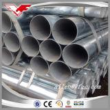 трубы конструкционные материал лесов 48.3mm горячие окунутые гальванизированные стальные