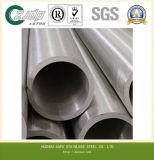 Tube soudé d'acier inoxydable d'ASTM 304 solides solubles S31803
