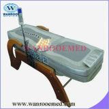 Het elektrische Draagbare Bed van de Massage met &Nbsp; De vloeibare Vertoning van het Kristal