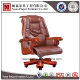 진짜 가죽 두목 또는 Chairman/CEO (NS-7018)를 위한 움직일 수 있는 회의 의자