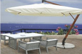Qualitäts-Aluminiumrahmen-Sonnenschirmsun-Regenschirm (SU004)