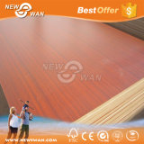 Red Cherry Hmr Melamined MDF Board High Glossy (mogno, branco, faia, noz)