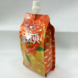 Цветастая складная бутылка воды