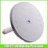 Industrielle hohe Schacht-Leuchte der Schacht-Beleuchtung-E40 100 hohe des Watt-LED