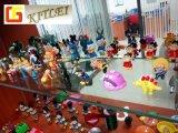 자동 판매기를 위한 싼 도매 45*45mm 캡슐 장난감, 승진 선물