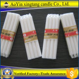 Aoyin Cheap Price 14G Household White Candle/Pure White Candle/Pillar Candle a Medio Oriente