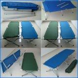 Outsunny Aluminium-faltendes kampierendes Bett