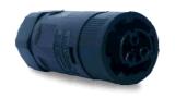 conetor impermeável masculino F da extremidade de cabo 25A