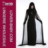 Установленное женское бельё костюма ведьмы Halloween сексуальное (L15349)