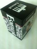 Caixa de empacotamento de cartão ondulado com B/E flauta