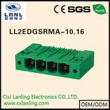 Connettore Pluggable dei blocchetti terminali Ll2edgskm-10.16