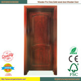 Notausgang-Ton-Beweis-Tür-PVC lamellierte Tür