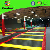 Indoor Trampolineのための普及したHighquality Beds Trampoline