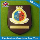 Schild Van uitstekende kwaliteit van de Plaque van de Trofee van de Tribune van de Fabrikant van China het Houten