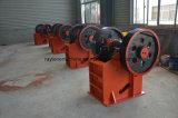 PE250X400 턱 쇄석기 수용량 시간 당 대략 35 톤