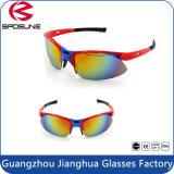 連続したサングラスを競争させるUV400目によって保護されるプロスポーツ