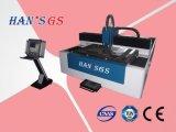 Tipo ad alta velocità taglierina Fiber-Optic del cavalletto del laser della tagliatrice del laser di CNC