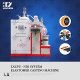 Máquina de molde da carcaça do elastómetro do poliuretano