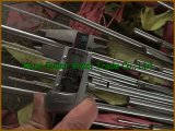 barra rotonda nera dell'acciaio inossidabile di finitura 201 304