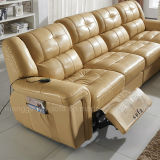 Funktion Leather Sofa mit Storage (621#)