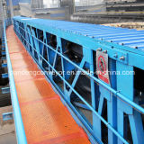 Rohr Conveyor System/Pipe Conveyor für Steel Plant