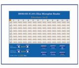 Programa de lectura Biobase-EL10A de Biobase Elisa Microplate