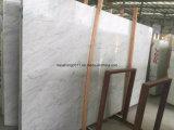 순수한 백색 대리석 Carrar 백색과 조상 백색 도와