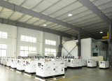 15kVA 12kw Yuchai leiser Dieselgenerator-Reservekinetik 17kVA