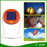 Bewegliches Solarleselampe-Solarschreibtisch-Tisch-Licht mit USB-Ladung für afrikanische Kinder