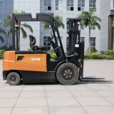 Caminhão de Forklift elétrico do sistema acidificado ao chumbo do poder superior OPS (CPD30)
