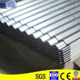 Толь цинка corrugated для здания