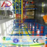 Racking elevado do assoalho de mezanino do armazém de armazenamento