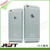 Caixa transparente ultra magro do telefone móvel dos acessórios TPU do telefone para o iPhone 6