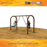 Gym Fitness Playground Equipment (S-27101)를 위한 옥외 Swing
