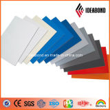 1250mm Width Multiple Color Polyester Aluminum Composite Panel