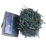 Chaîne de caractères 200LEDs/String féerique solaire extérieure de la décoration 20m