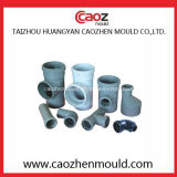 Plástico / diseño especial PVC Pipe Fitting Mold