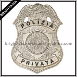 Prinz William Country Police Badge für Militäremblem (BYH-10092)