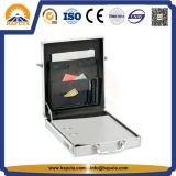 Caso di trasporto a prova di fuoco portatile di affari dell'argento professionale di caso (HL-1207)