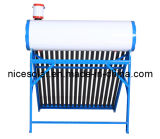 Qal Calentador de agua solar de acero galvanizado Bracket-4