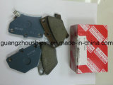 Zapata de freno trasero para Toyota Corolla 04466-20090 piezas de automóvil