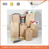 専門の製造業者のカスタム工場はショッピングのための食料雑貨入れの袋を作った
