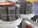 Производственная линия волнистой трубы HDPE Prestressed пластичная плоская