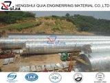 Tubo d'acciaio ondulato del canale sotterraneo galvanizzato Assemblea del grande diametro