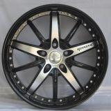 RIM de roue de véhicule du marché des accessoires 14-22inch